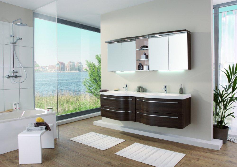 swing spiegelschrank regal 180 cm serie b arcom center. Black Bedroom Furniture Sets. Home Design Ideas
