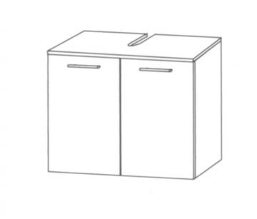 Puris Swing Universal-Waschtischunterschrank