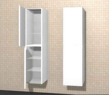 Puris Variado Hochschrank 2 Türen | 40 cm
