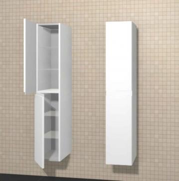 Puris Variado Hochschrank 2 Türen | 30 cm