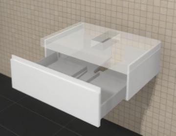 Puris Variado Waschtisch-Unterschrank | 1 Auszug 70 cm