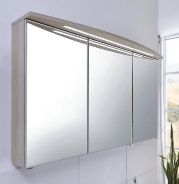 Puris Vuelta Spiegelschrank B | 90 cm