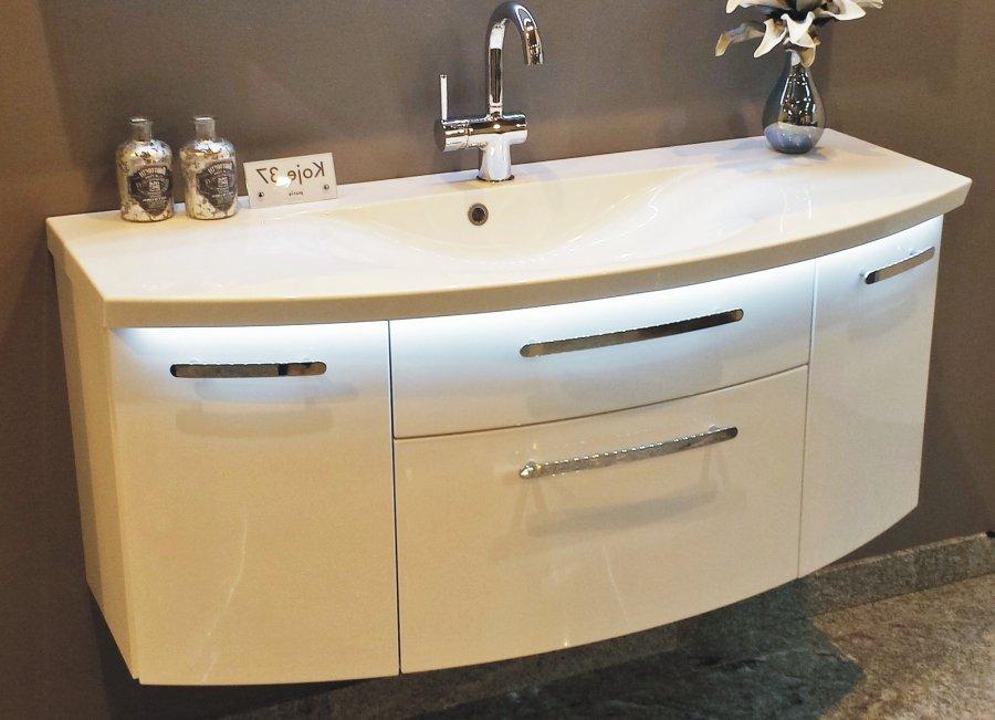 puris vuelta waschtisch mit unterschrank 140 cm arcom center. Black Bedroom Furniture Sets. Home Design Ideas