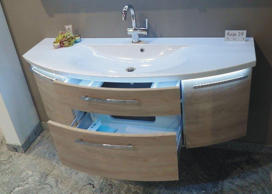 puris vuelta waschtisch mit unterschrank 140 cm. Black Bedroom Furniture Sets. Home Design Ideas
