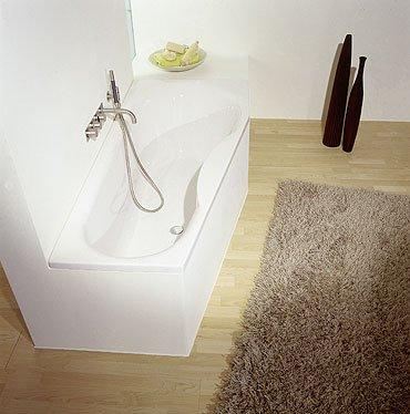 repabad tika raumspar badewanne 170 x 75 cm. Black Bedroom Furniture Sets. Home Design Ideas