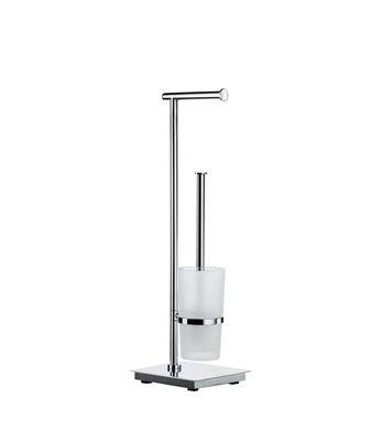 Smedbo OUTLINE LITE Toilettenpapierhalter WC-Bürste
