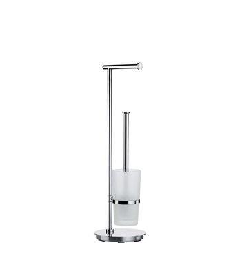 Smedbo OUTLINE LITE Toilettenpapierhalter Standmodell/WC-Bürste