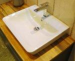Puris Unique Badmöbel 142 cm   Waschtisch mit Unterschrank
