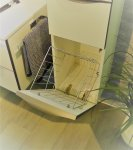 Pelipal Solitaire 6900 Hochschrank 30 cm + 1 Tür + Wäschekippe