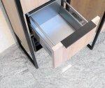 Puris Aspekt Unterschrank Breite 30 cm | 2 Auszüge