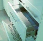 Badmöbel Pelipal Fokus 4005   Hochschrank + Wäschekippe