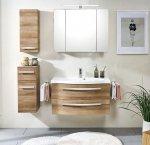 pelipal fokus 4005 badm bel set reduziert eiche. Black Bedroom Furniture Sets. Home Design Ideas