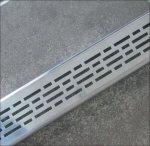 Duschrinnen Designrost 90 cm