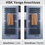 HSK Designheizkörper Yenga