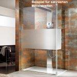 HSK Duschkabine Exklusiv 2 Drehfalttüren   Fensterlösung