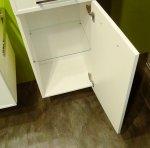Marlin Bad 3100 - Scala Hochschrank   40 cm + 2 Türen + 1 Schubkasten