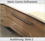 Marlin Bad 3090 - Cosmo 120 cm Set 1 Mittig   1 Auszug
