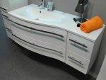 Marlin Bad 3160 - Motion Waschtischunterschrank 90 cm Rechts