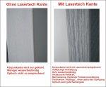Pelipal Balto Spiegelschrank B + Lichtkranz | 92 cm