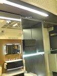 Pelipal Contea 119 cm Set B | Becken links + Spiegelschrank