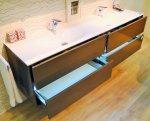 Pelipal Solitaire 6010 Set N Doppelwaschtisch | 153 cm