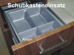 Puris Classic Line Schubkastenset 40 cm