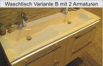 Puris Star Line Set P 140 cm | Spiegelschrank | 4 Auszüge