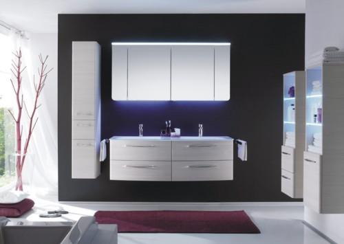 doppelwaschtisch unterschrank jetzt passend. Black Bedroom Furniture Sets. Home Design Ideas