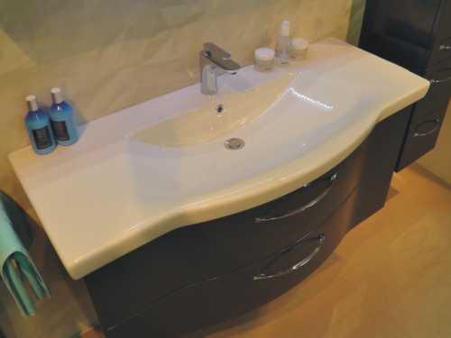 Design Waschtisch Solitaire 6005