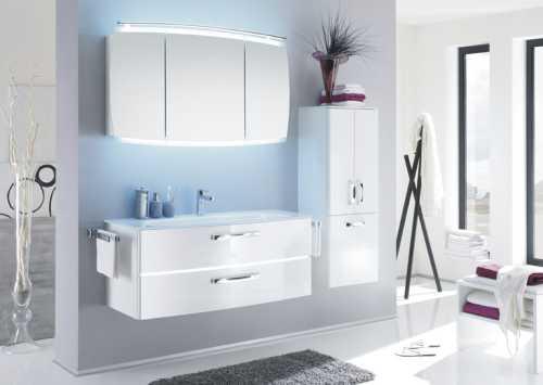 LED Technik im Badezimmer
