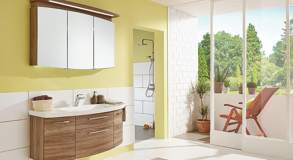 Spiegelschrank & Holz