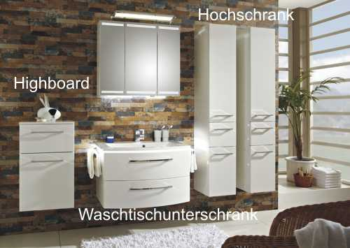 badschrank badezimmerschrank jetzt zu kaufen arcom. Black Bedroom Furniture Sets. Home Design Ideas