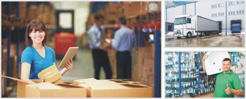 logistik produktion pelipal