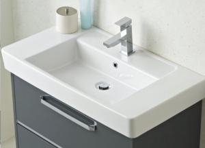 Gute Lösung fürs Gäste Bad - Fokus