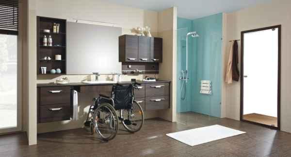 bodengleiche dusche behindertengerecht. Black Bedroom Furniture Sets. Home Design Ideas